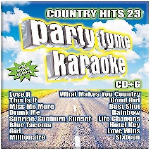 SYBERSOUND Country Hits 23 [CD] Usa import