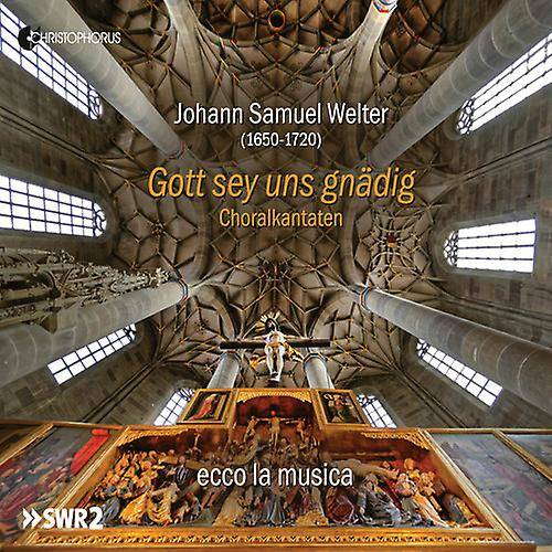 CHRISTOPHORUS Gott Sey Uns Gnadig [CD] Usa import