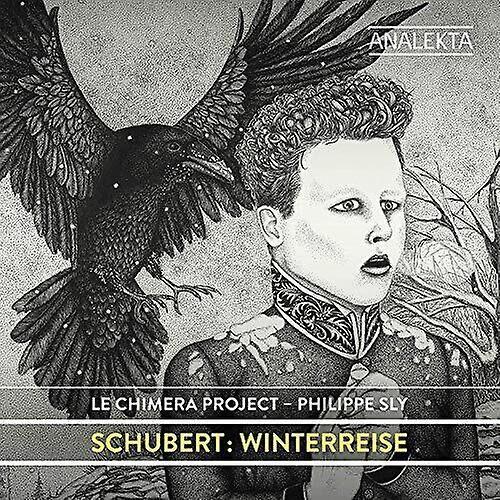 ANALEKTA (CAN) Winterreise [CD] Etats-Unis importation