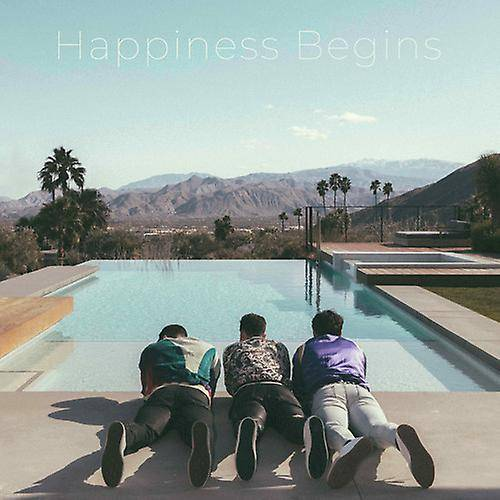Republic Happiness Begins [CD] Usa import
