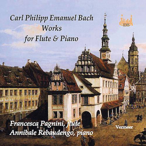 Unbranded Works For Flute & Piano [CD] USA import