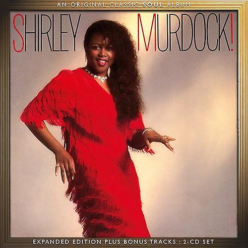 Unbranded Shirley Murdock [CD] Importation usa