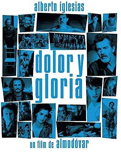 PID Dolor Y Gloria / O.S.T. [CD] Usa import