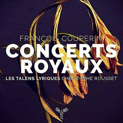 Unbranded Couperin: Concerts Royaux [CD] USA import