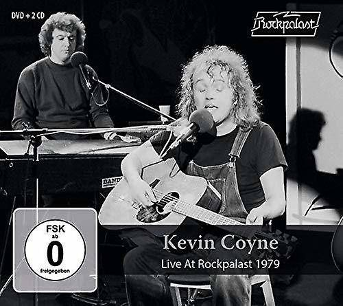 Unbranded Live At Rockpalast 1979 [CD] Usa import