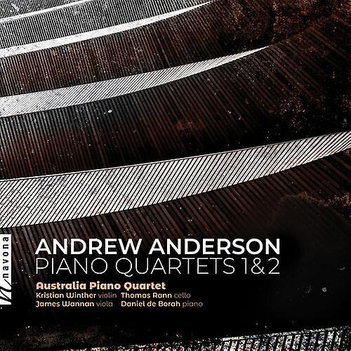 Unbranded Piano Quartets 1 & 2 [CD] Usa import
