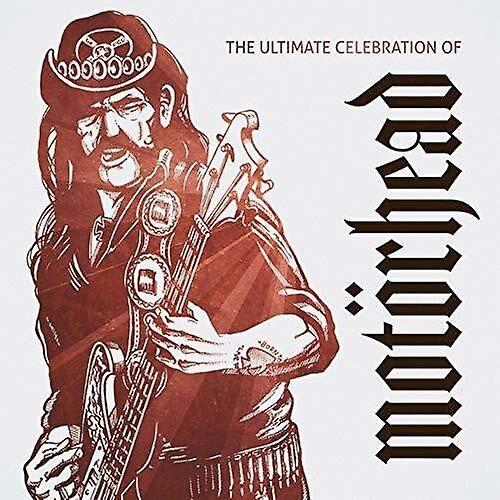 Unbranded Ultimate Celebration Of Motorhead [CD] Usa import