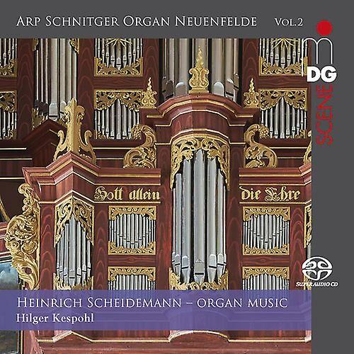 MDG Organ Music 2 [SACD] Usa import