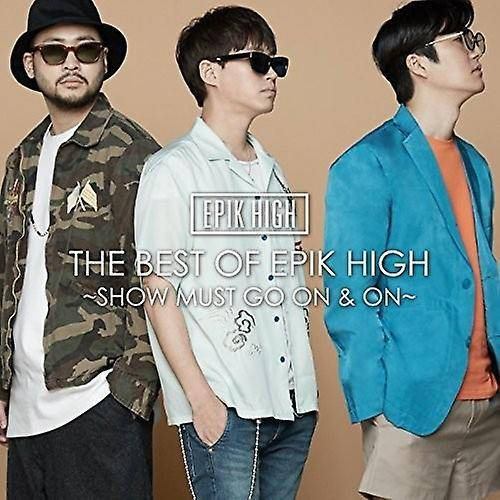 PID Epik High - Best of: Show Must Go & on [CD] USA import