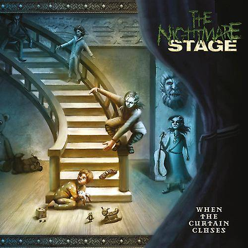 Pure Steel When The Curtain Closes [CD] USA import