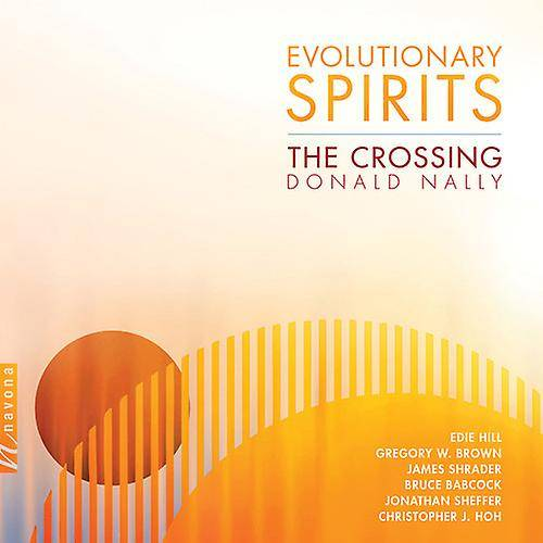 NAVONA RECORDS Evolutionary Spirits [CD] Etats-Unis d'importation