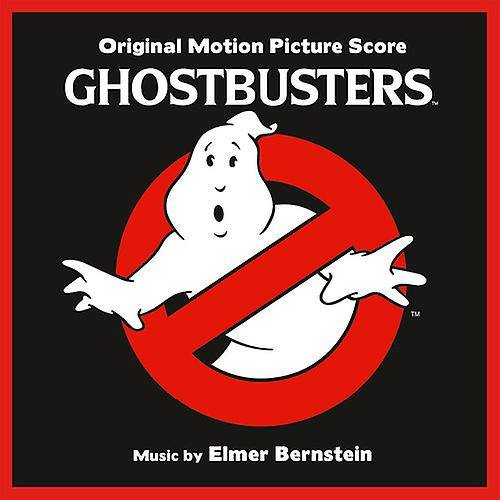 Unbranded Ghostbusters (Score) / O.S.T. [CD] Usa import