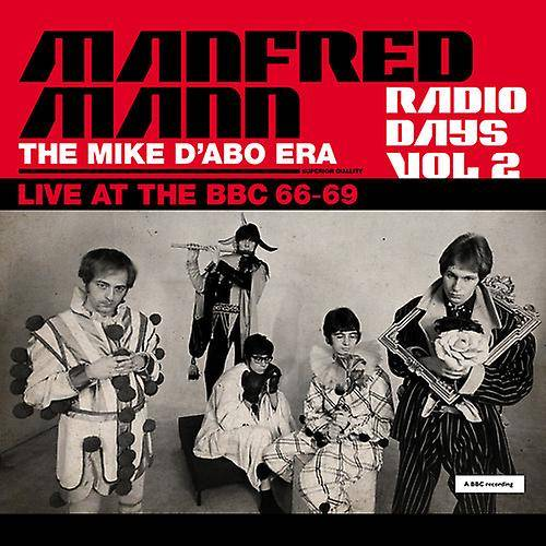 Unbranded Radio Days Vol. 2: Live At The Bbc 1966-69 [CD] Usa import