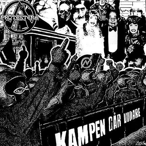 HALVFABRIKAT RECORDS Kampen Gar Vidare [CD] Etats-Unis d'importation