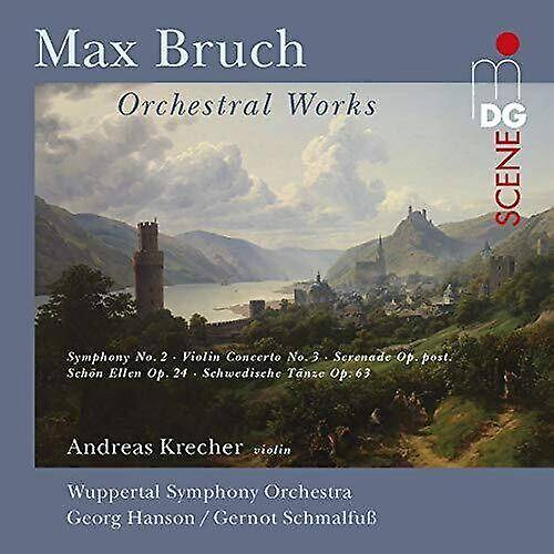 MDG Orchestral Works [CD] Usa import