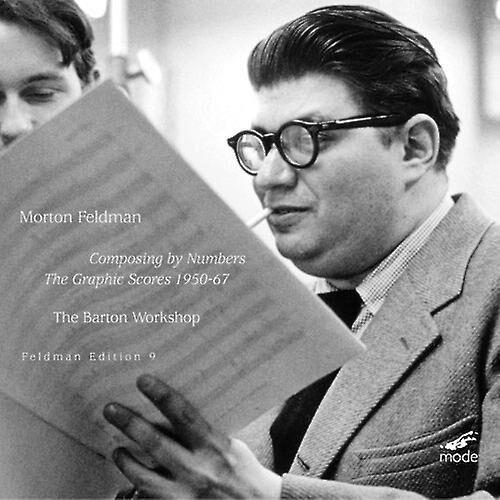 Unbranded M. Feldman - Morton Feldman : Composition par nombres - the Graphic Scores, 1950-67 [CD] USA import