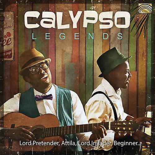 ARC MUSICI (GER) Calypso Legends [CD] Usa import