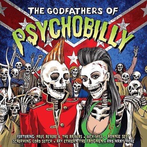 PID Parrains du Psychobilly - importer des parrains du Psychobilly [Vinyl] é.-u.