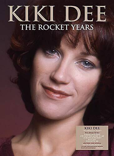PID Rocket Years [CD] Usa import