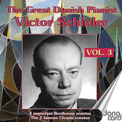 DANACORD Victor Schioler 3 [CD] Usa import