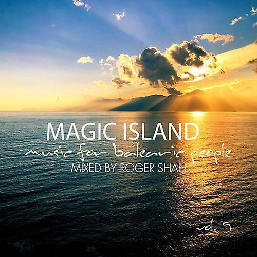 PID Magic Island Vol 9 [CD] Usa import