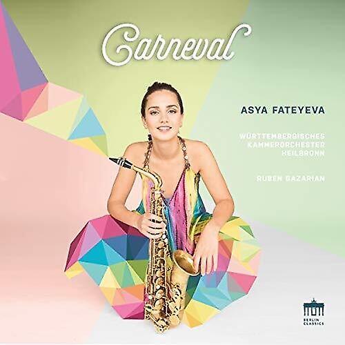 Unbranded Carnaval [CD] Usa import