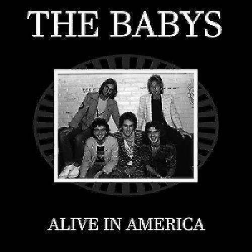 Unbranded Babys - Alive in America [CD] Usa import
