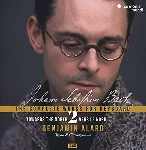 Unbranded Bach: Towards The North - Complete Works [CD] USA import