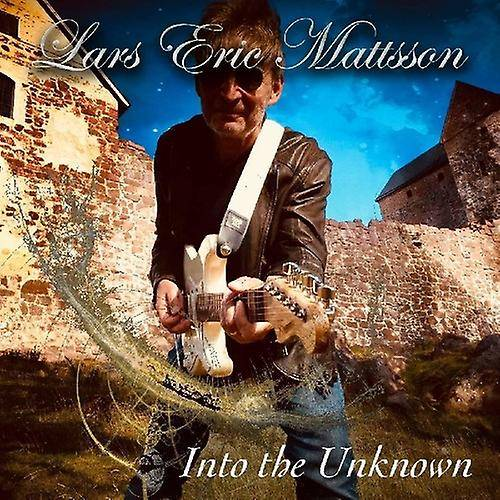 PID Into The Unknown [CD] USA import
