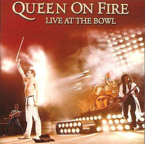 Unbranded On Fire: Live At The Bowl [CD] Usa import