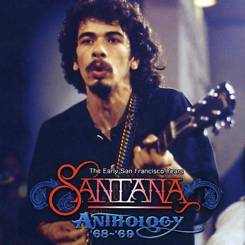CLEOPATRA The Anthology 68-69 - The Early San Francisco Year [CD] USA import