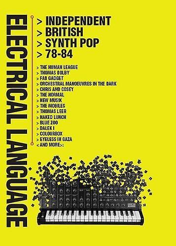Unbranded Langage électrique: Independent British Synth Pop [CD] USA import
