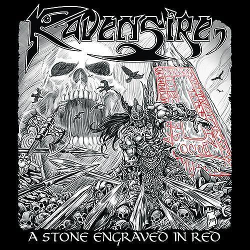 CRUZ DEL SUR Stone Graved In Red [CD] Usa import