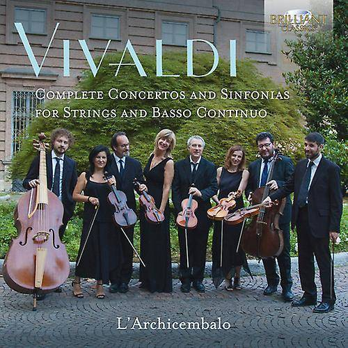Unbranded Complet Concertos & Sinfonias [CD] Usa import