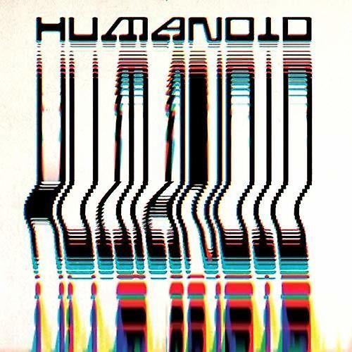 Unbranded Construit par Humanoid [CD] Usa import
