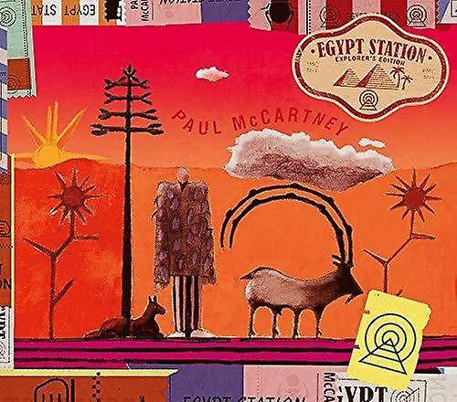 Unbranded Egypt Station (Tour Edition) [CD] Usa import