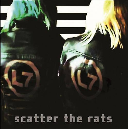Unbranded Scatter The Rats [CD] Usa import