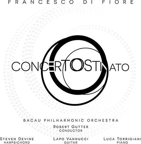 ZEFIR Concerto Ostinato [CD] Usa import