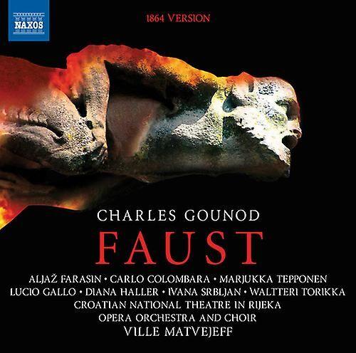 Unbranded Faust [CD] Etats-Unis d'importation