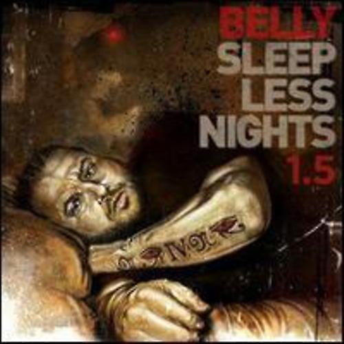 PID Belly (Rap) - Sleepless Nights 1.5 [CD] Usa import
