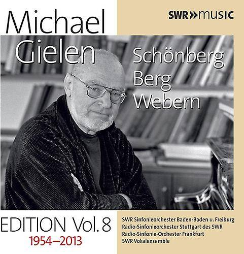 Unbranded Michael Gielen Edition 8 [CD] Usa import