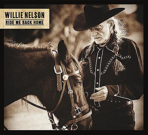Unbranded Ride Me Back Home [CD] Etats-Unis d'importation