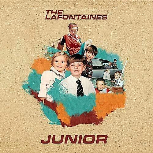 PID Junior [CD] Usa import