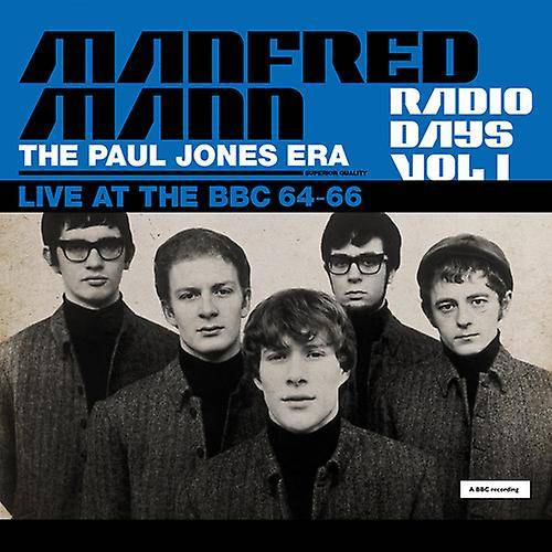 Unbranded Radio Days Vol. 1: Live At The Bbc 1964 66 [CD] USA import