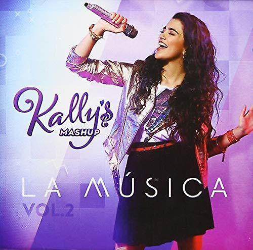 Unbranded Kallys Mashup: La Musica Vol 2 [CD] Usa import
