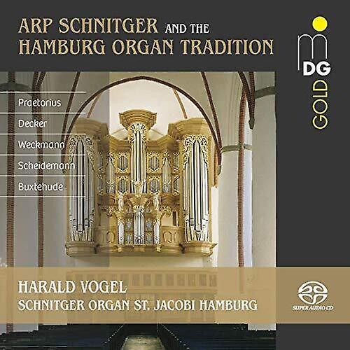 MDG Arp Schnitger & Hamburg Organ [SACD] Usa import