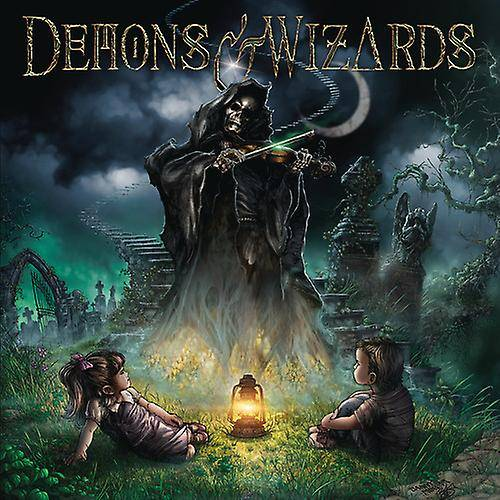 Unbranded Demons & Wizards [CD] Usa import