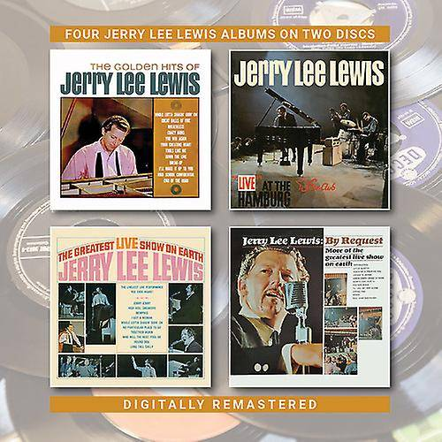 Unbranded Golden Hits Of / Live At The Star Club / Greatest [CD] USA import