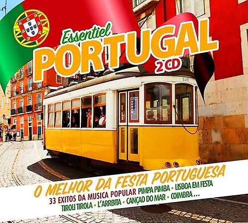 PID Essentiel Portugal [CD] Etats-Unis d'importation