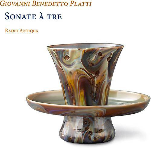 RAMEE Sonate A Tre [CD] Usa import